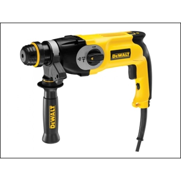 Dewalt D25123K SDS Plus 3 Mode Combi Hammer Drill 800 Watt 110 Volt