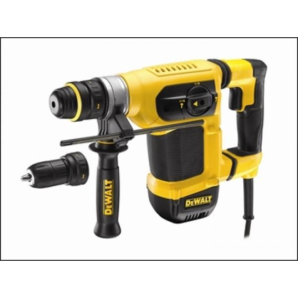 Dewalt D25414KT 32mm SDS Plus Multi Drill 110v or 240v