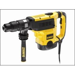 Dewalt D25721K SDS Max Combination Hammer 7kg 1350 Watt 240 Volt