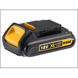 Dewalt DCB181 XR Slide Battery Pack 18 Volt 1.5ah Li-ion