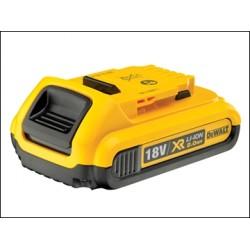 Dewalt DCB183 XR Slide Battery Pack 18 Volt 2.0ah Li-ion