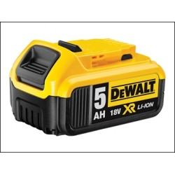 Dewalt DCB184 XR Slide Battery Pack 18 Volt 5.0ah Li-ion