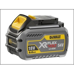 Dewalt DCB546 Flexvolt XR Slide Battery 18/54 Volt 6.0/2.0ah Li-ion