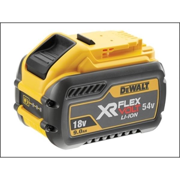 Dewalt DCB547 Flexvolt XR Slide Battery 18/54 Volt 9.0/3.0ah Li-ion