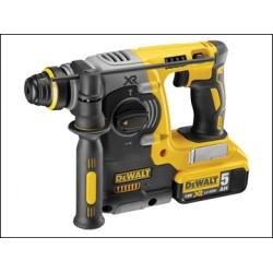 Dewalt DCH273P2 Brushless XR 3 Mode Hammer 18 Volt 2 X 5.0ah Li-ion