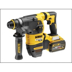 Dewalt DCH333X2 Flexvolt XR Brushless SDS-Plus Hammer 18/54 Volt 2 X 9.0/3.0ah Li-ion