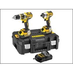 Dewalt DCK259M2T Brushless Twin Pack 18 Volt 2 X 4.0ah Li-ion