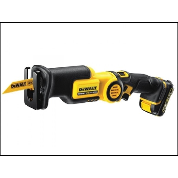 Dewalt DCS310D2 Cordless Pivot Reciprocating Saw 10.8 Volt 2 X 2.0ah Li-ion