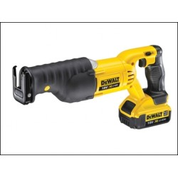 Dewalt DCS380M2 XR Premium Reciprocating Saw 18 Volt 2 X 4.0ah Li-ion