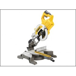 Dewalt DCS777T2 Flexvolt XR 216mm Mitre Saw 18/54 Volt 2 X 6.0/2.0ah Li-ion