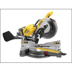 Dewalt DHS780T2 Flexvolt XR Brushless Mitre Saw 54 Volt 2 X 6.0/2.0ah Li-ion