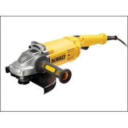 DEWALT DWE492K 230mm Angle Grinder In Kitbox 2200 Watt 110v or 240v
