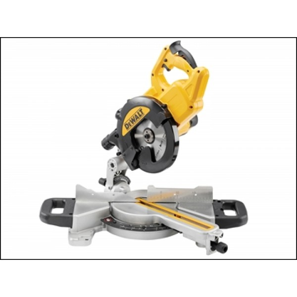 Dewalt DWS774 216mm XPS Slide Mitre Saw 110v or 240v