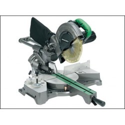 HiKOKI C8FSEB/J1 Sliding Compound Mitre Saw & Blade 216mm 1050W 240v