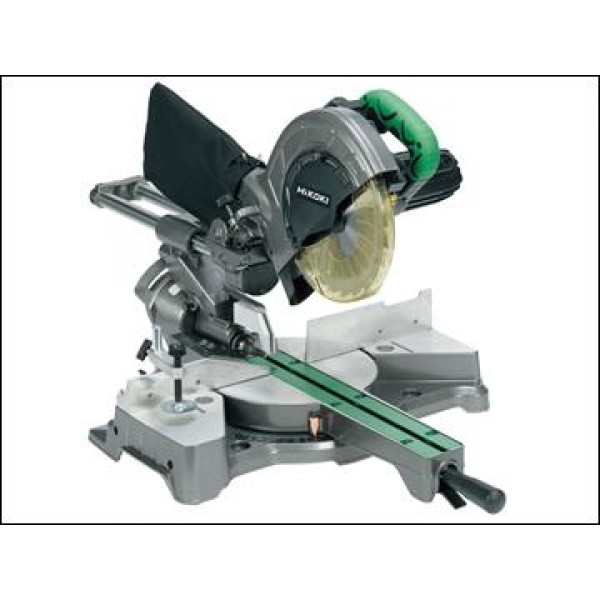 HiKOKI C8FSEB/J1 Sliding Compound Mitre Saw & Blade 216mm 1050W 240v