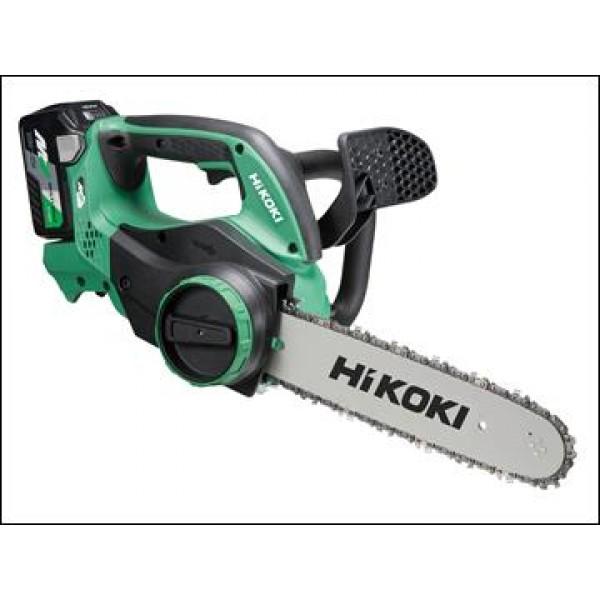 HiKOKI CS3630DA/JLZ Top Handle Chainsaw 18/36V 1 x 5.0/2.5Ah Li-ion