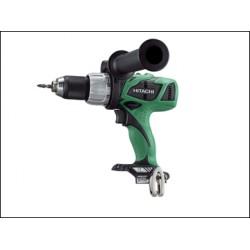 Hitachi DV18DBL4 Cordless Brushless Combi Drill18 Volt Bare Unit