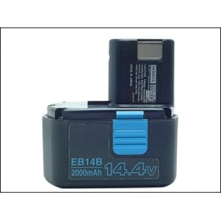 Hitachi EB 14B Battery 14.4 Volt 2.0Ah NiCd