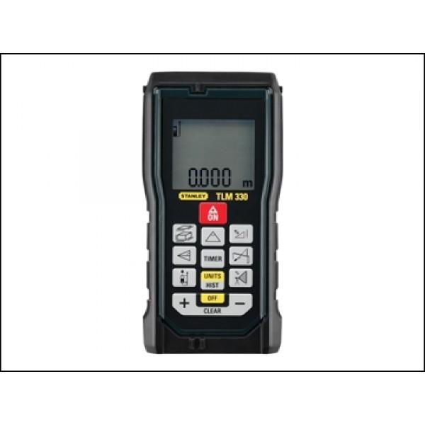 Stanley Intelli Tools 177140 TLM 330 True Laser Measure 100m