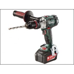 Metabo SB 18 LTX Cordless Combi Hammer Drill 18 Volt 2 x 5.2Ah Li-Ion