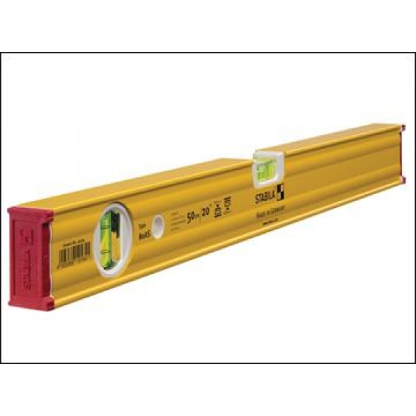 80 AS Spirit Level 2 Vial 19164 50cm